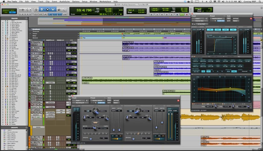 avid pro tools 10 for mac
